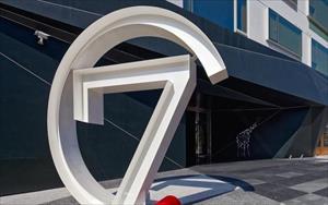 「Hotel 7 逢甲」主要建物圖片