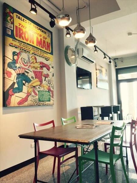 雀印民宿照片: 餐廳
