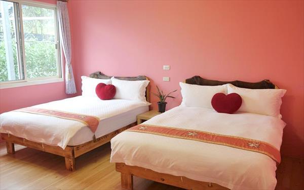 卉芯蘭園休閒民宿照片: 房間