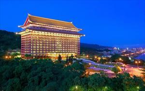 「圓山大飯店」主要建物圖片