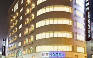 「星美休閒飯店」主要建物圖片
