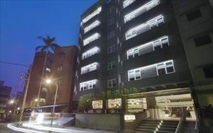 「丹迪旅店(天母店)」主要建物圖片