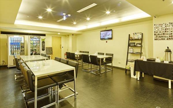 單人房住宿空間(高雄館)照片: 餐廳