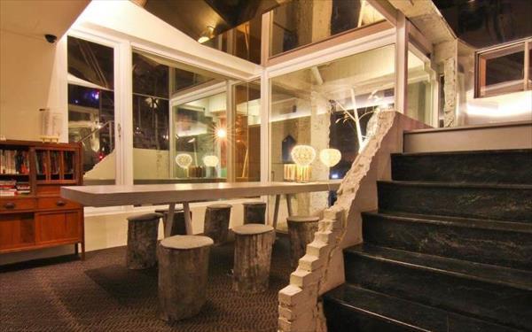 佳佳西市場旅店照片: 大廳