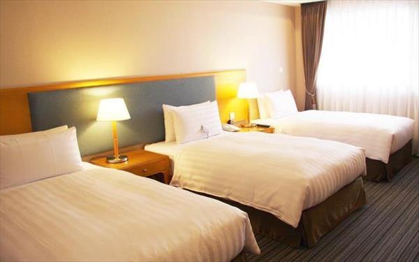 富信大飯店(台南館)照片: 房間