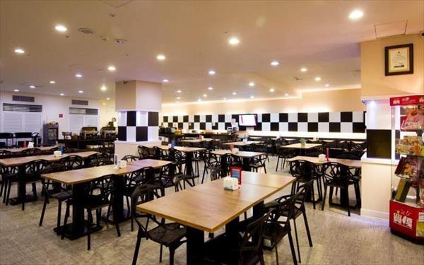 高絲旅時尚旅館(漢口館)照片: 餐廳