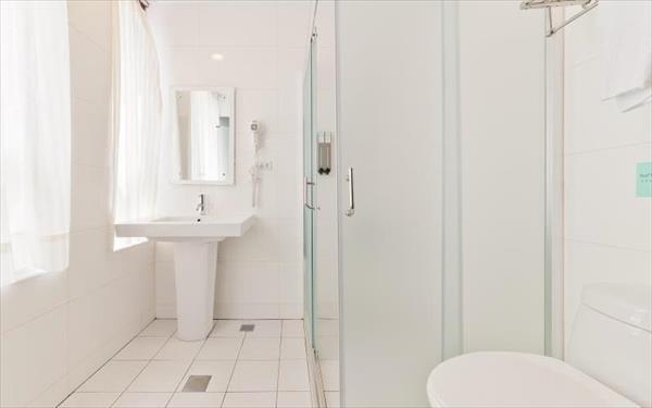 高絲旅時尚旅館(漢口館)照片: 衛浴