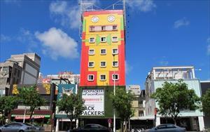 「貝殼窩港都青年旅舍」主要建物圖片
