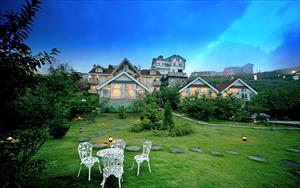清境民宿 - 「嵐山小鎮」主要建物圖片