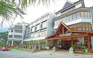 「惠來谷關溫泉會館」主要建物圖片