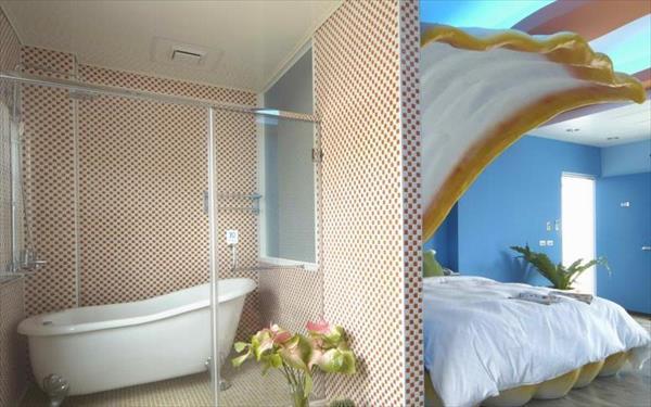 墾丁海岸旅店照片: 房間