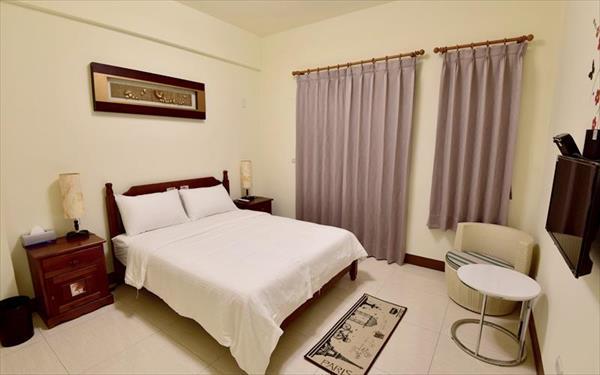 踏石包棟旅店照片: 房間