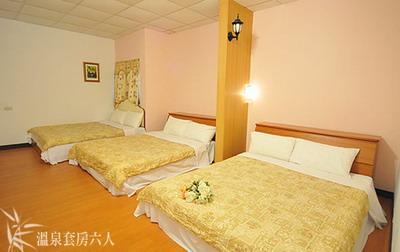 盈家溫泉民宿照片: 民宿房型3