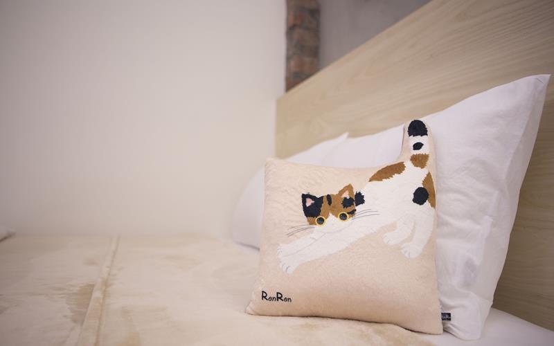 貓庵和洋館照片: 房間