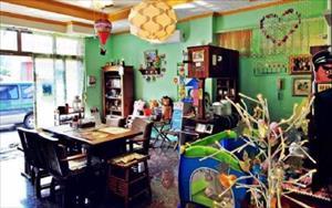 「綠野仙蹤海島民宿」主要建物圖片