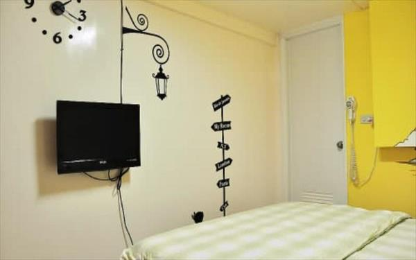 海豚灣海景民宿照片: 房間