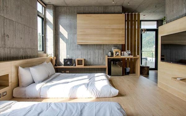 One house私人住宅照片: 房間