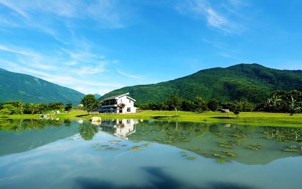 夏洛克Villa民宿照片: 民宿景觀