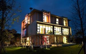 「調色盤築夢會館」主要建物圖片