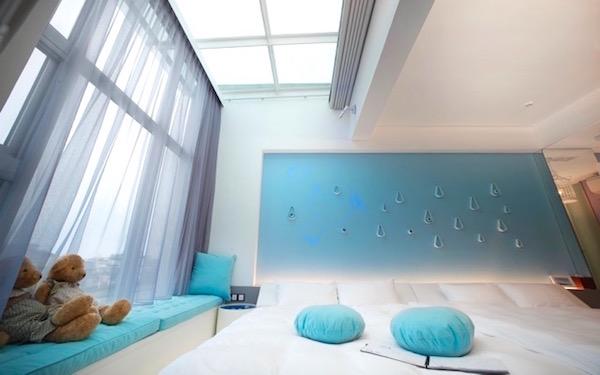調色盤築夢會館照片: 房間