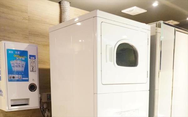 台北發現青年旅舍照片: 洗衣設備