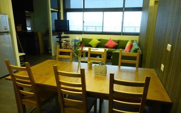 安庭青年旅舍照片: 餐廳