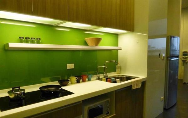 安庭青年旅舍照片: 廚房