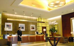 「麗湖大飯店」主要建物圖片