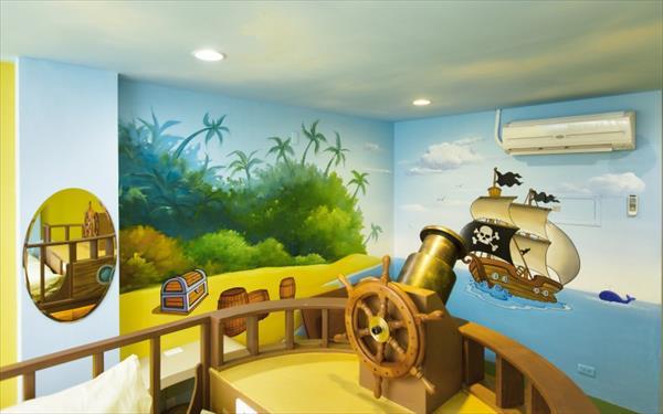 築樂窩照片: 房間