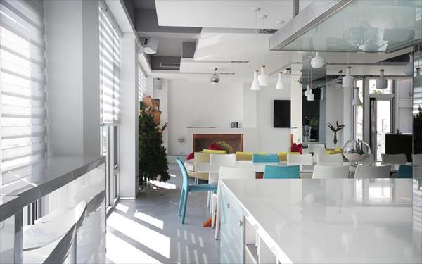調色盤築夢會館照片: 餐廳