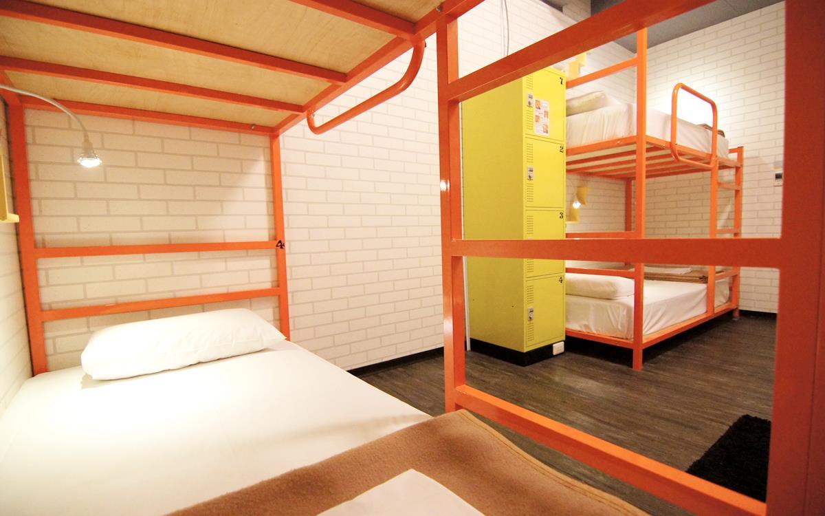 台北民宿「紅米青年旅館」環境照片