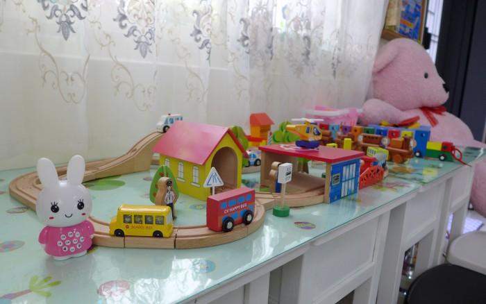 花路米親子庭園民宿照片: 花蓮親子民宿花路米玩具