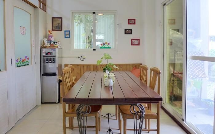 花路米親子庭園民宿照片: 花蓮親子民宿花路米餐廳