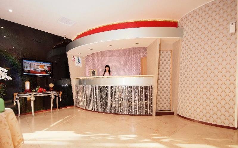 水紗蓮休閒旅館照片: 大廳櫃台
