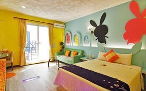 「海洋之星渡假旅店」主要建物圖片