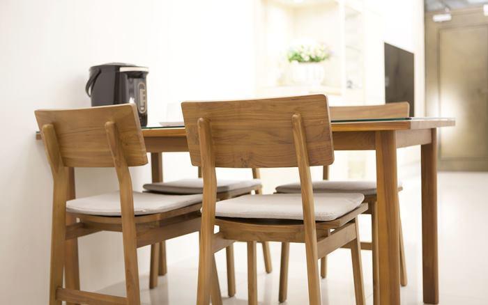情人庄照片: 餐桌