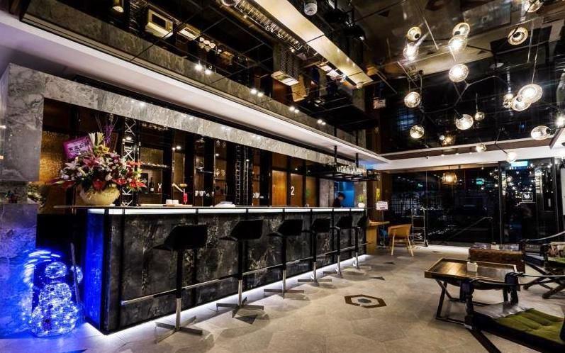 三道門建築文創旅店照片: 大廳