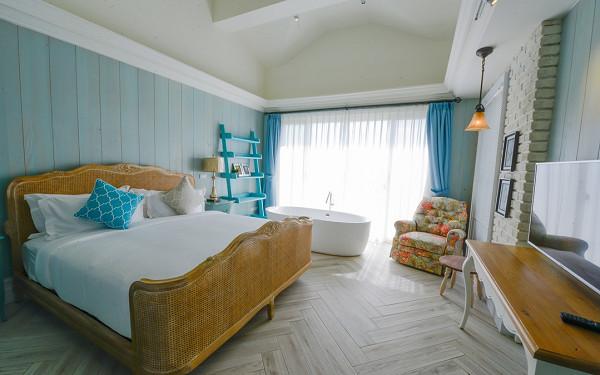 姊妹沙灘別墅照片: 房間