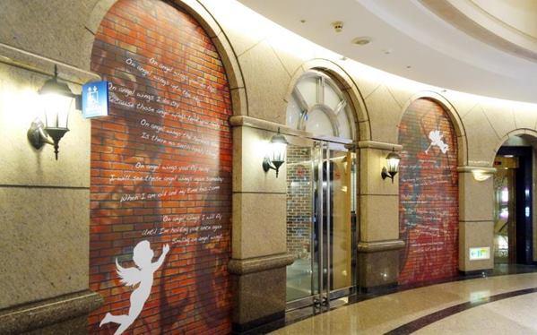 天使青旅(台北西門館)照片: 商旅大門
