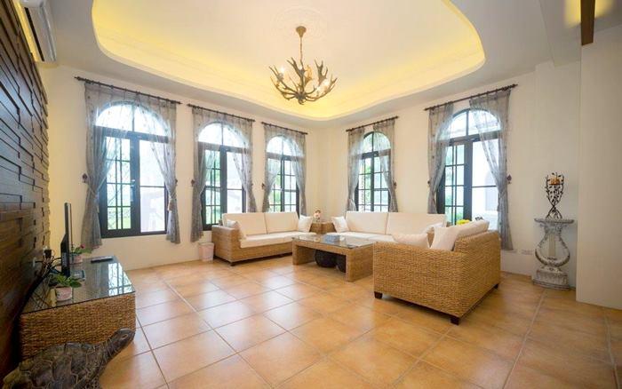 仙朵拉城堡照片: 客廳