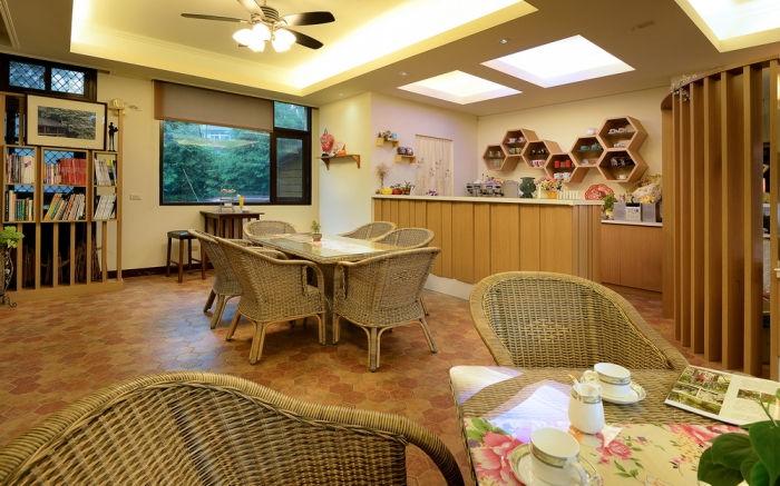 南庄晶華照片: 客廳