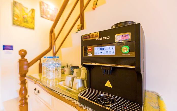 大吉屋民宿照片: 咖啡吧