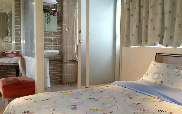 雙禾庭園民宿照片: 民宿房間