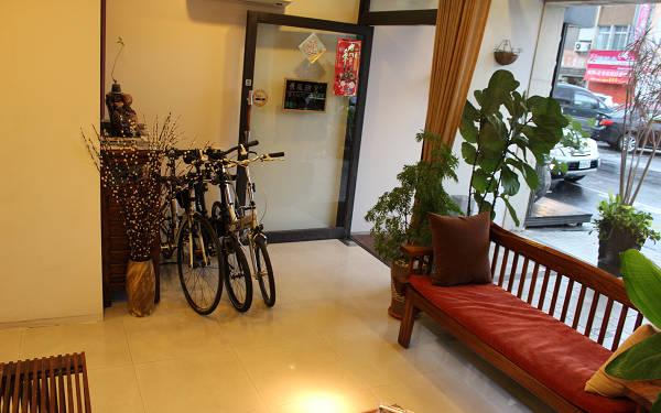 東風雅舍風格民宿照片: 大廳