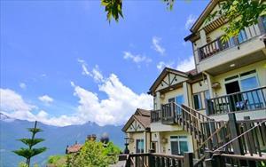 「春大地景觀渡假山莊」主要建物圖片