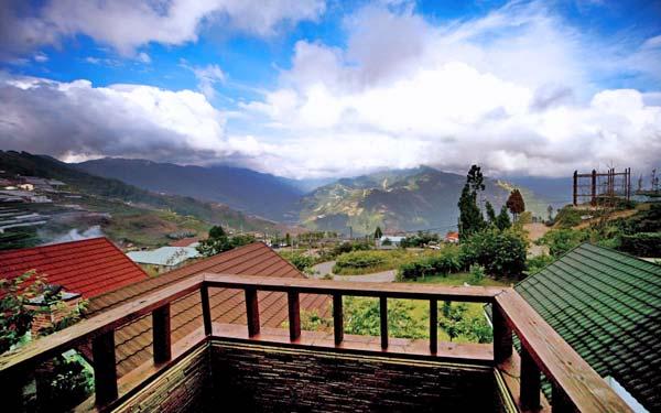 清境民宿「嵐山小鎮」環境照片