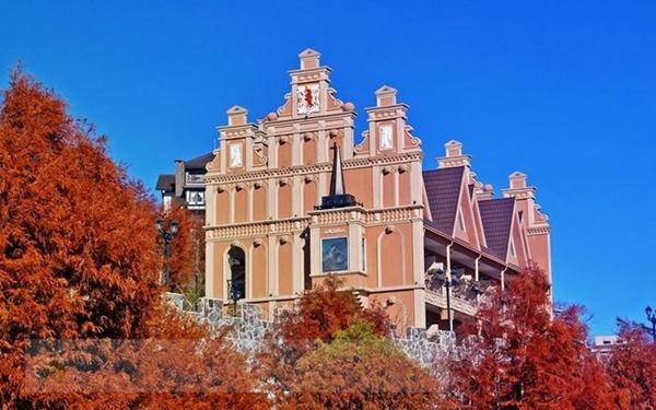 佛羅倫斯山莊(君士坦丁堡)照片: 清境住宿(君士坦丁堡)