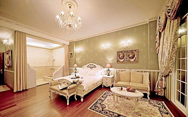 清境民宿「清境君士坦丁堡」環境照片