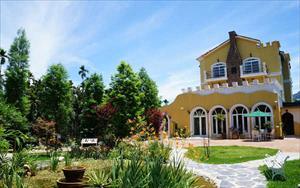 「聖堡羅莊園」主要建物圖片