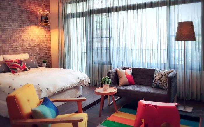台南市住宿推薦|荷米.輕洋樓